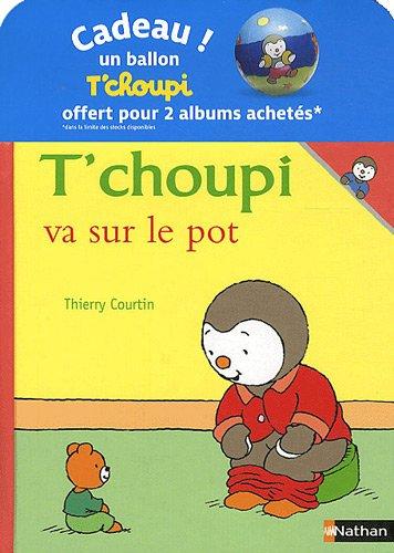 T'choupi va sur le pot T'choupi fair du poney - Pack 9 par Thierry Courtin