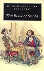The Book of Snobs by William Makepeace Thackeray (1979-07-01)