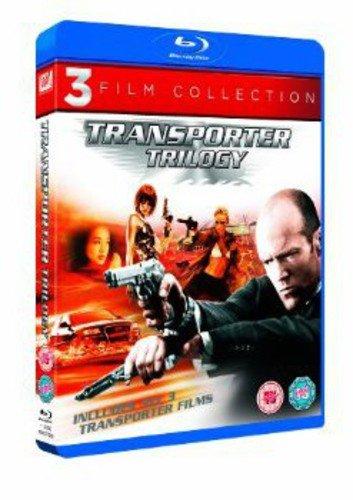 Transporter Trilogy (3 Blu-Ray) [Edizione: Regno Unito] [Edizione: Regno Unito]