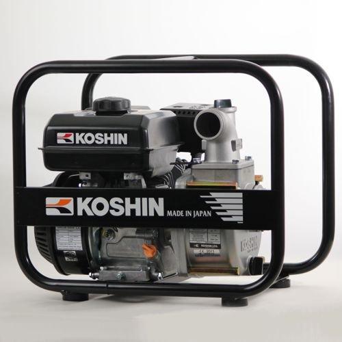 """KOSHIN Benzin-Wasserpumpe 2"""" für Schmutzwasser STV-50X thumbnail"""