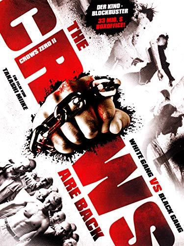 Crows Zero 2 - The Crows Are Back