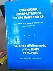 Configural Interpretation of the MMPI and Cpi