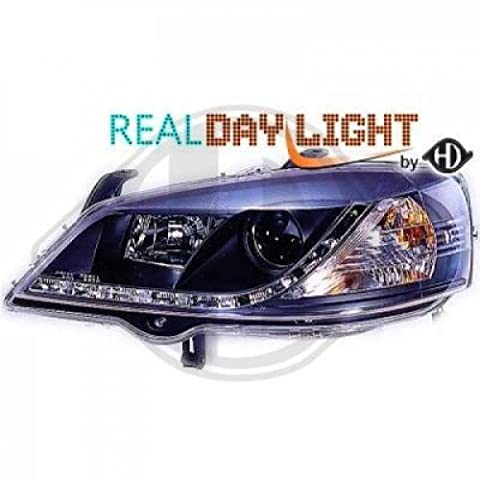 DRL PHARES DIURNES NOIRS R87 ASTRA G (00273)