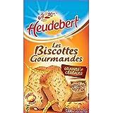 Heudebert les biscottes gourmandes graines et cereales - ( Prix Unitaire ) - Envoi Rapide Et Soignée