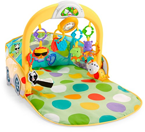 Infant - Coche 3 en 1 para Gimnasio Fisher-Price (Mattel DFP07)