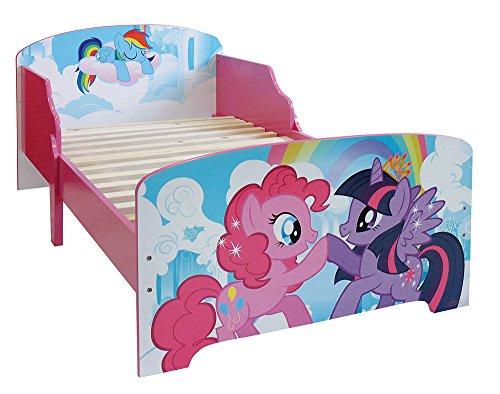 Achat FUN HOUSE 712521 My Little Pony Lit avec Latte pour Enfant MDF 144 x 77 x 59 cm