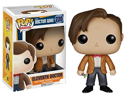 Funko Pop! - Vinyl: Doctor Who: Doctor nº11