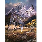 Spirit of the Flame a 1000-Piece Jigsaw Puzzle by Sunsout Inc. by SunsOut