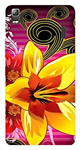 TrilMil Printed Designer Mobile Case Back Cover For LENOVO K3 NOTE /LENOVO A 7000 A7000