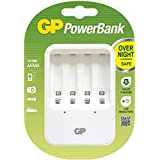 GP Batteries GPKB01GS Blanc