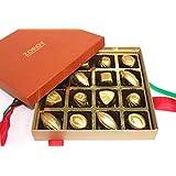 ZOROY Luxury Chocolate Luxury-Medium 16 Assorted Chocolates