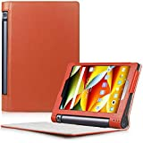 Yoga Tablet 3 8 Case - HOTCOOL Ultra Sli...