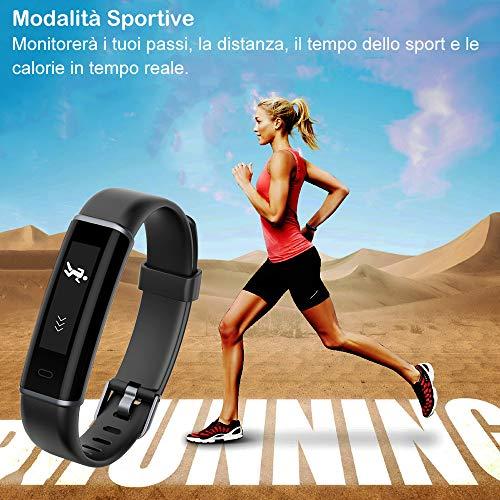Zoom IMG-2 willful fitness tracker pedometro da