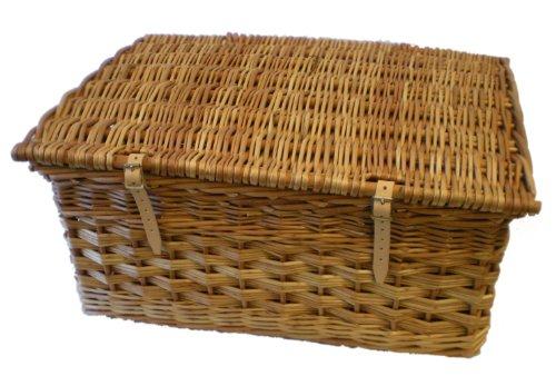 La Roca Panier de pique-nique en osier fabriqué dans le Somerset, Royaume-Uni