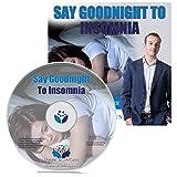 Say Goodnight to Insomnia Self Hypnosis, Hypnotherapy Sleep Meditation CD