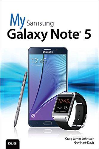 My Samsung Galaxy Note 5 (My...) (English Edition) eBook: Craig ...