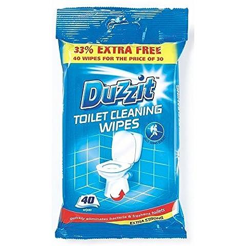 80 Toilet Wipes 2 packs of 40/Free Fridge Magnet