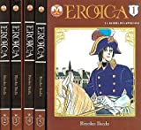 Eroica 1/12 SERIE COMPLETA di R.Ikeda aut.Lady Oscar SCONTO 70% ed.Magic Press