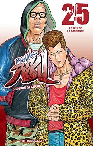 Prisonnier Riku - tome 25 (25)