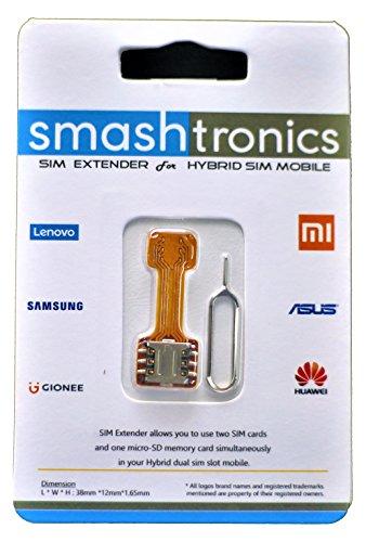 Smashtronics Hybrid Sim Adapter - Nano To Nano