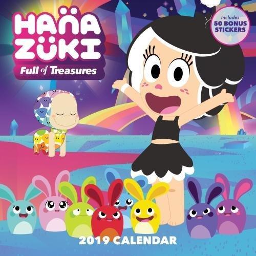 Hanazuki Full of Treasures 2019 Calendar