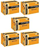 50 DURACELL REPLACES PROCELL AA BATTERIES PROFESSIONAL ALKALINE Expiry 2022 Industrial Alkaline Battery (Pack of 50) Bild