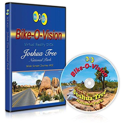Preisvergleich Produktbild Bike-O-Vision Cycling DVD,  Joshua Tree National Park,  (WS 32)