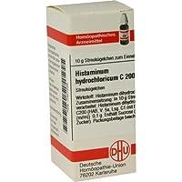 HISTAMINUM hydrochloricum C 200 Globuli 10 g preisvergleich bei billige-tabletten.eu