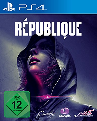 Republique - Top Heavy Kostüm