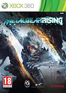 Metal Gear Rising: Revengeance (Xbox 360) (B002BSH9K8) | Amazon price tracker / tracking, Amazon price history charts, Amazon price watches, Amazon price drop alerts