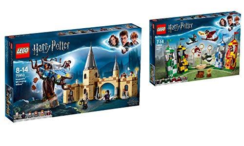 Lego Harry Potter 2er Set: 75953 Die Peitschende -