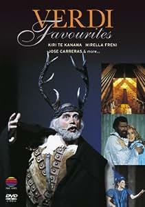 Verdi Favourites [DVD] [2001]