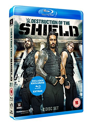 WWE: Destruction Of The Shield [Blu-ray] [Edizione: Regno Unito]