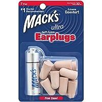 Mack's ultra weiche Ohrstöpsel aus Schaumstoff, extremer Gehörschutz, 7 Pairs preisvergleich bei billige-tabletten.eu
