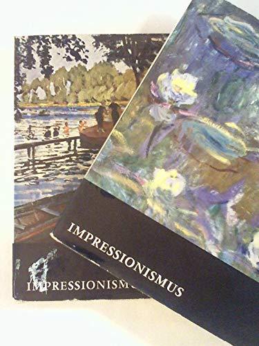 Impressionismus. (2 Bände komplett).
