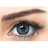 Bella Colored Contour Cosmetic Contact Lenses - Blue