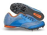 Best Running Spikes - Nivia Men's Sky Light Mesh PU Orange Review