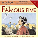 Five Go off to Camp & Five Go to Billycock Hill (Famous Five)