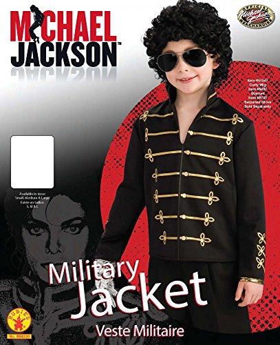 De Camiseta Opiniones Negra Para Niño Michael Militar Jackson EIW2HD9