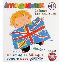 Imagidoux sonores bilingue : Les couleurs