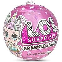L.O.L. Surprise! 560296 L.O.L Sparkle Series with Glitter Finish and 7 Surprises, Multi