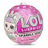 L.O.L Surprise! 560296 L.O.L Sparkle Series with Glitter Finish and 7 Surprises, Multi