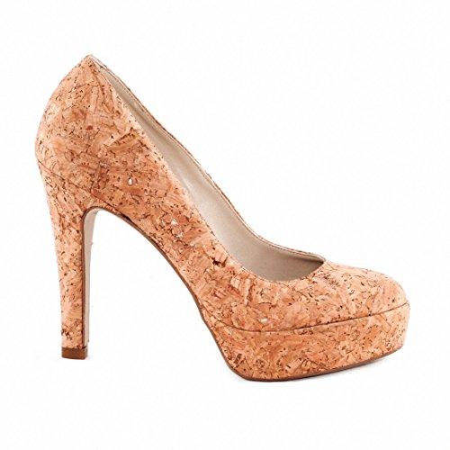 NAE Cork Pump - Damen Vegan Schuhe - 2