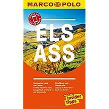 MARCO POLO Reiseführer Elsass: Reisen mit Insider-Tipps. Inkl. kostenloser Touren-App und Events&News