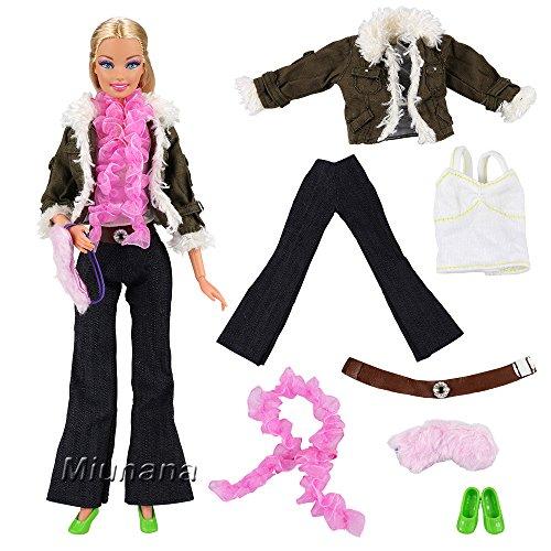 Mano Jeans Fatto A Canotta Vestito 30cm Giacca Miunana Per Abito Y6Swqq