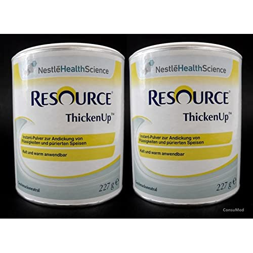51g0y1FDefL. SS500  - ThickenUp from Nestle Health Science, thickening agents, thickening powder, in exclusive ConsuMed bundle, 2 x 227 g