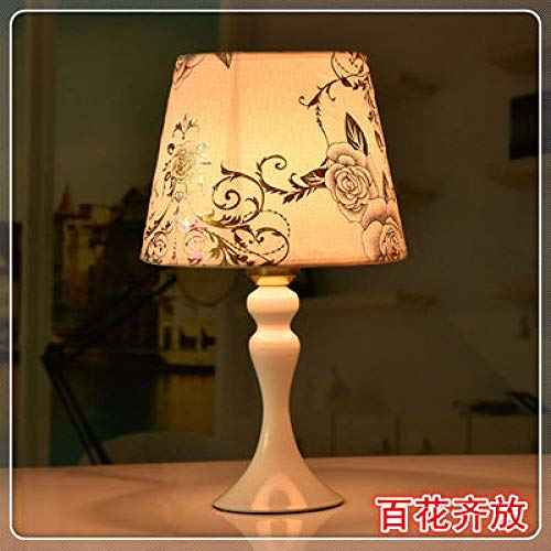 Creative Warm Bedroom Fashion Bedside Lamp Modern Minimalist Personality Decoration Night Light Cartoon Dimming Table Lamp C 40 * 15 * 22Cm Generation Defender Case