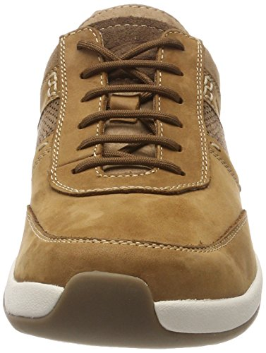Camel Active Moonlight 11, Sneakers Basses Homme Marron (Cigar/tobacco)
