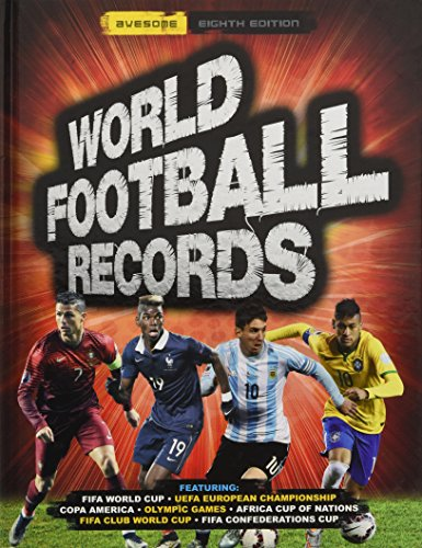 World Football Records (World Records) por Keir Radnedge