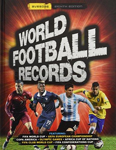 World Football Records (World Records) por Keir Radnedge